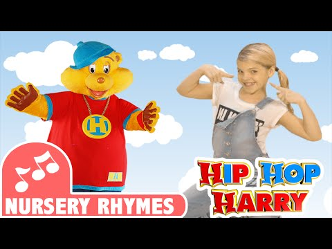 If You're Happy And You Know It | Nursery Rhymes | From Hip Hop Harry