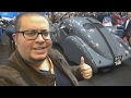 Retromobile 2017 (CLK GTR, Bugatti Type 57SC Atlantic...)