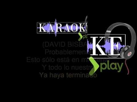 Probablemente Karaoke | Chistian Nodal y David Bisbal