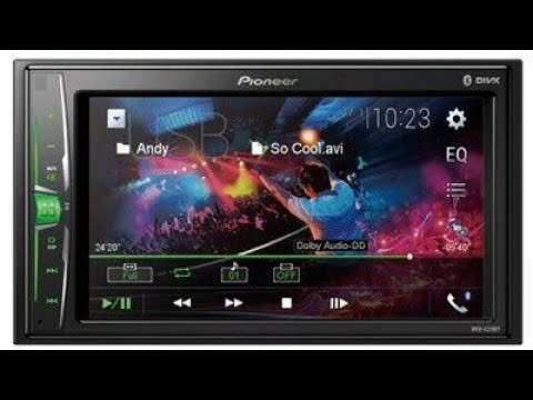 Pioneer Car Audio | MVH-A219BT | Smartphone Connect | Quick review | Vlog 57