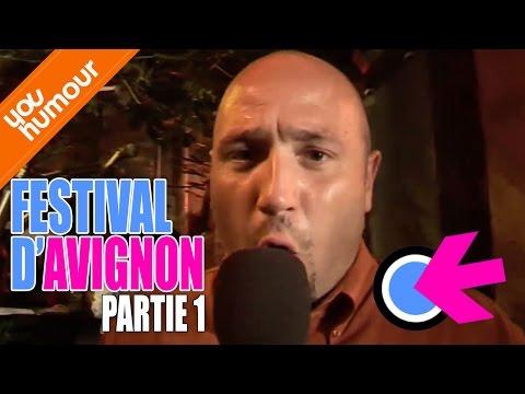 Festival d'Avignon, le documentaire - partie 1