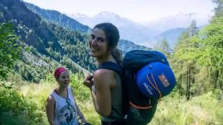 Family Trekking in Italy