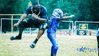 WELCOME ALL PANTHERS 10U Youth Football Highlights