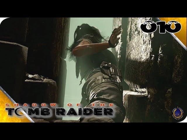 SHADOW OF THE TOMB RAIDER 🐆 [010] Die Prüfung der Spinne