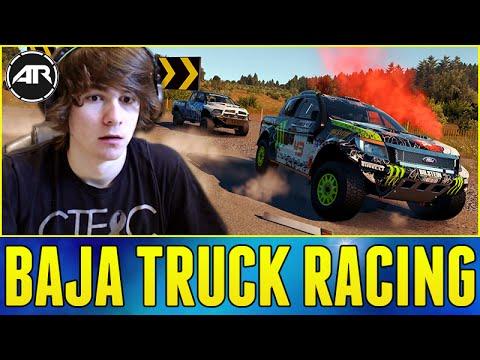 Forza Horizon 2 Online : BAJA TRUCK RACING!!! (AR12 Open Lobby)