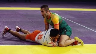 PRO Kabaddi 4, 29th July 2016: Semifinal-1, Patna Pirates vs Puneri Paltans, Patna won by 37-33