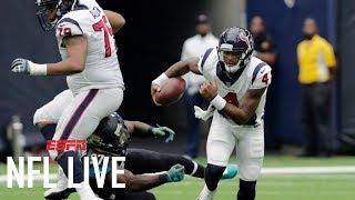 Texans putting QB DeShaun Watson at risk? | NFL Live | ESPN