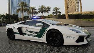 Die 10 TEUERSTEN Polizeiautos der Welt!