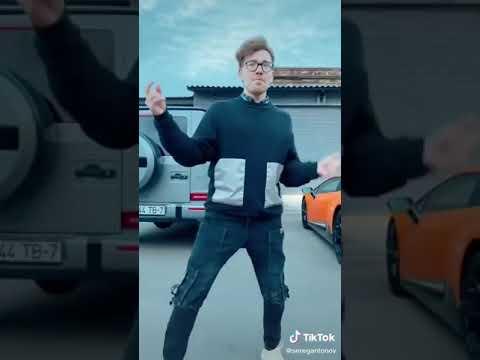 Серёга А4 танцует под песню KIDS / Серёга танцует / А4 смешные моменты / А4 прикол