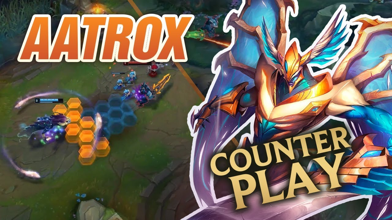 How to Counter Aatrox: Mobalytics Counterplay