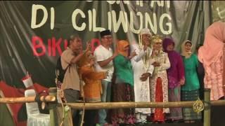 هذا الصباح -زفاف صديق للبيئة في إندونيسيا