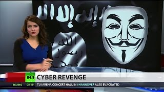 Anonymous launches biggest operation against ISIS