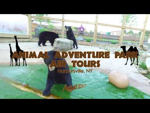 Animal Adventure Park Air Tours