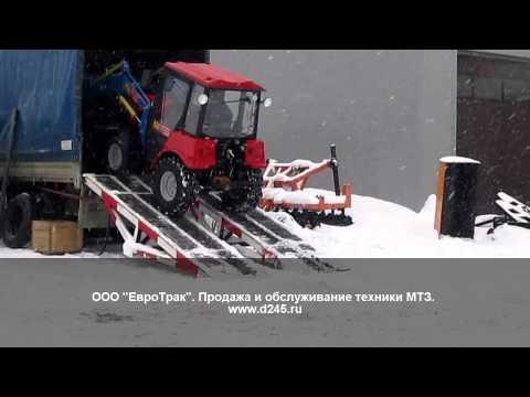 Трактор Беларус МТЗ  -