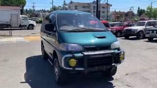 JDM 1994 Mitsubishi Delica Space Gear for sale in Seattle WA
