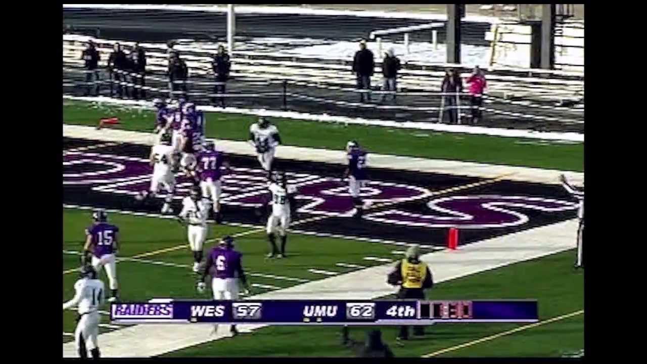 Wesley College Football vs Mount Union 2013 - Wesley ...