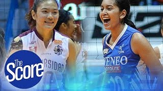 The Score: Kat Tolentino and Isa Molde, Top UAAP MVP Contenders