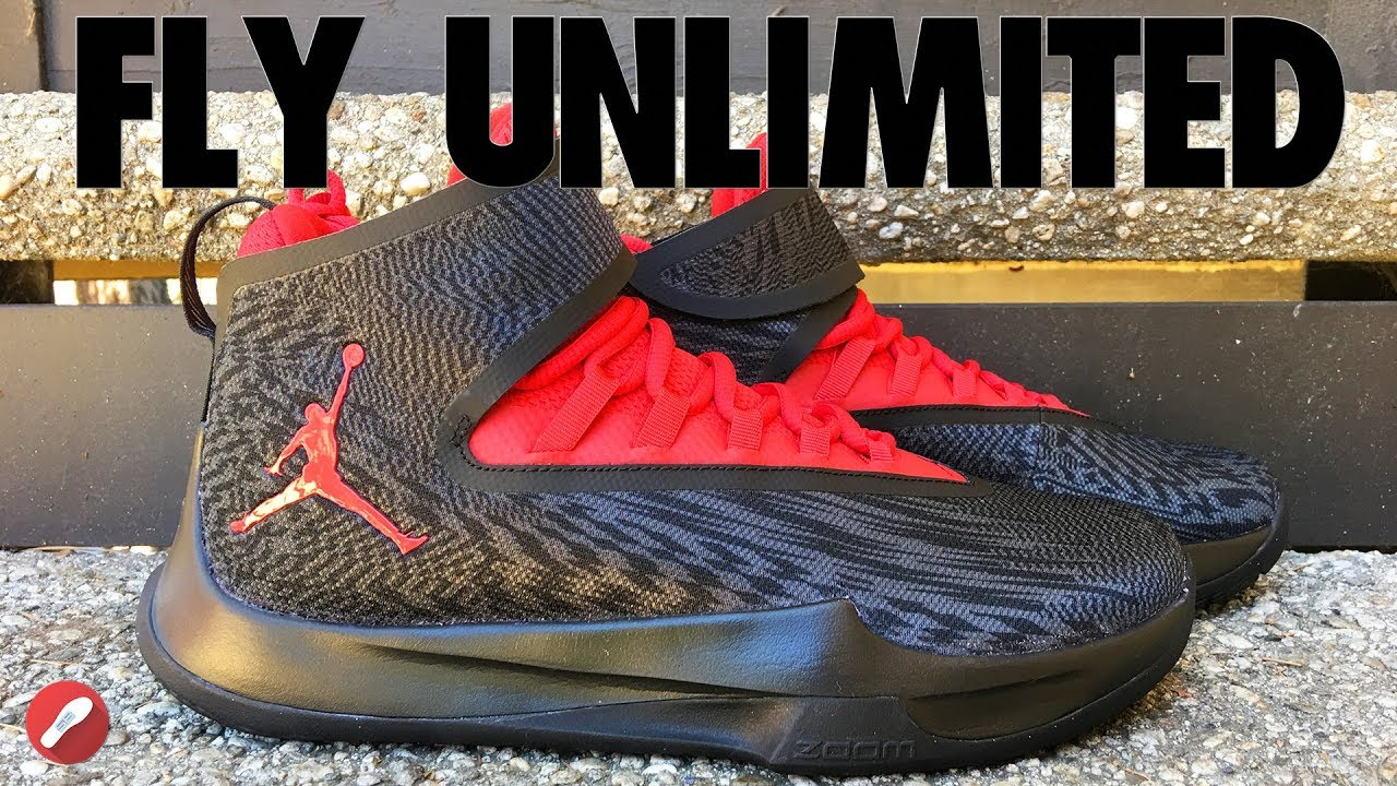 Prueba paso Discreto  Jordan Fly Unlimited First Impressions! - YouTube