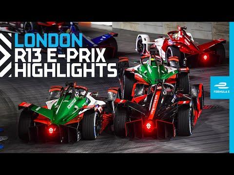 Stoffel Vandoorne's FULL Julius Baer Pole Position Lap | Heineken® London E-Prix