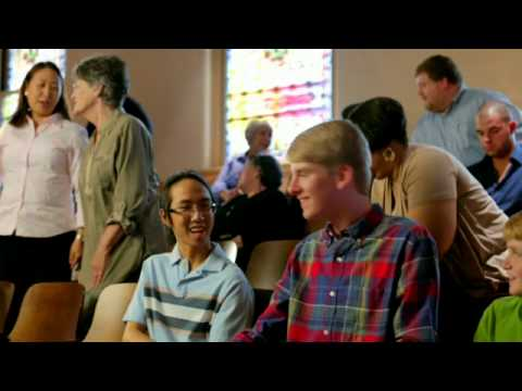 Education - Church Can Happen Anywhere - National TV ad