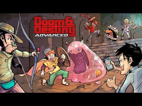Doom & Destiny Advanced - Launch Trailer