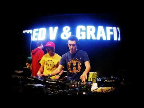 Liquid Drum and Bass Fred V & Grafix Mix 2016 (with Tracklist)