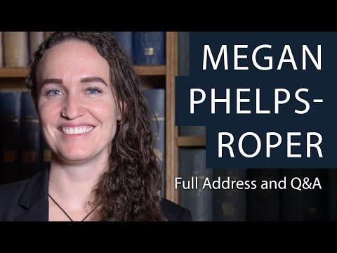 Leaving The Westboro Baptist Church | Megan Phelps-Roper | Oxford Union
