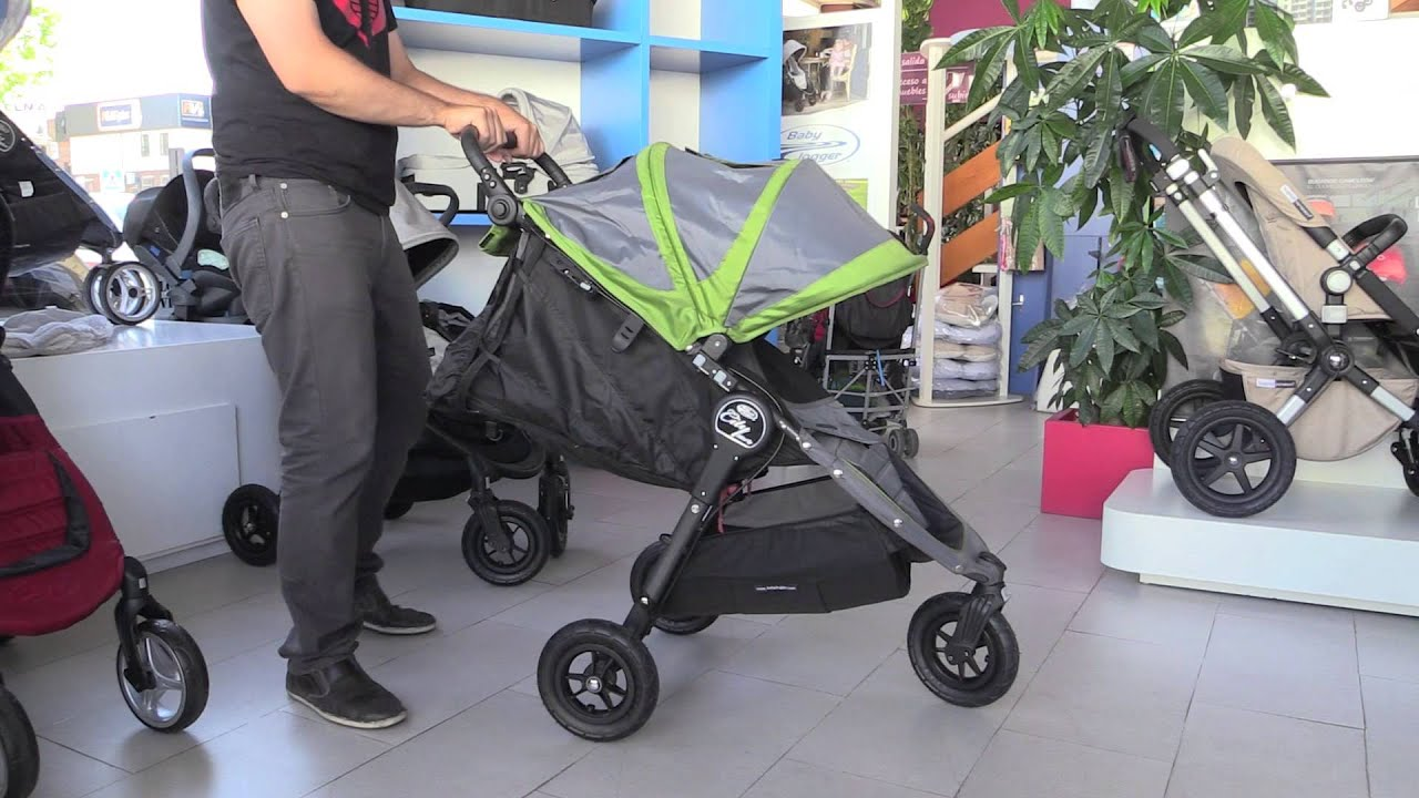 Baby Jogger City Mini GT  Carritos de bebs  YouTube
