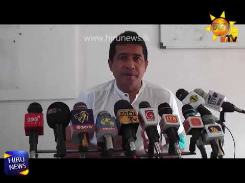 SLFP responds to the statement made by Field Marshal Sarath Fonseka