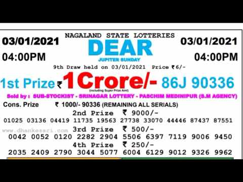 january-3,-2021 4pm lottery-result-today 