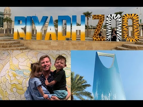 3 Riyadh Attractions  | Sky Bridge, National Museum + Zoo