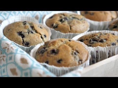 recette-des-vrais-muffins-amÉricains-aux-bleuets