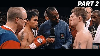 The Tale of Manny Pacquiao VS Ricky Hatton HD