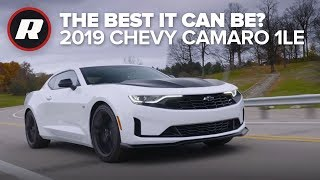 2019 Chevy Camaro isn't quite a hot-hatch replacement | Review and Road Test