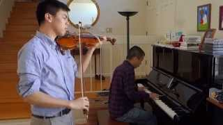 Somewhere Over the Rainbow - Violin and Piano