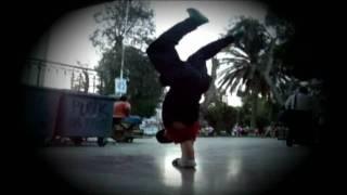 Powermoves / tricks and combos Bboy Broko (Naranja Mecanika) 2010