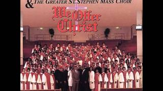 Bishop Paul S. Morton, Sr. & The Greater St. Stephen Mass Choir-Your Tears