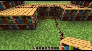 Minecraft   Полезные механизмы 1   Как сделать телевизор