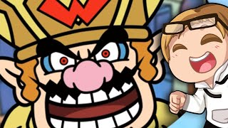 The King with Crimson Eyes「WarioWare Gold 💰」