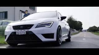 CAR PORN | Seat Leon ST Cupra 377 2.0 TSI 5F 395PS | Allemann Performance