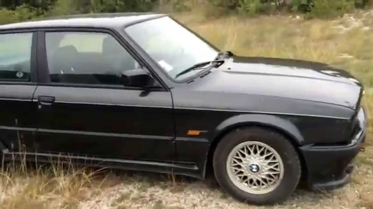 bmw 323i m tech e30 youtube. Black Bedroom Furniture Sets. Home Design Ideas