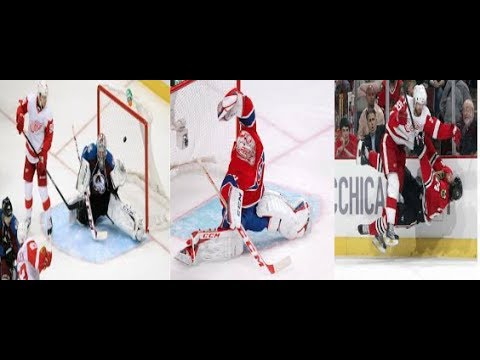Best Saves, Hits, and Goals of the 2016-17 NHL Season