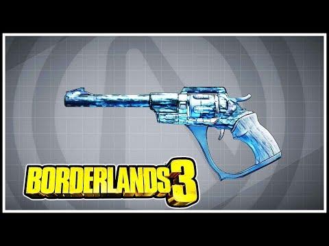 The Flood Borderlands 3 Legendary Showcase