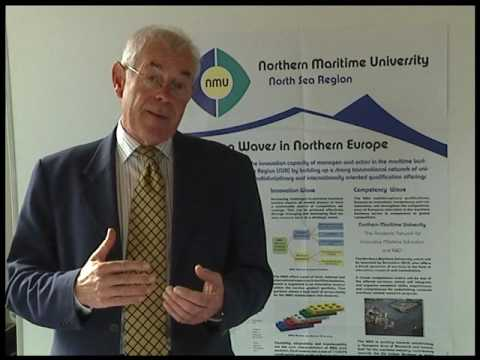 Northern Maritime University - Interview with Gavin Roser (part 8)