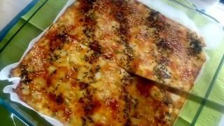 Kahvaltı ya da Çay Saatleri için Patates Böreği Nam-ı Diğer Patatesli Kek