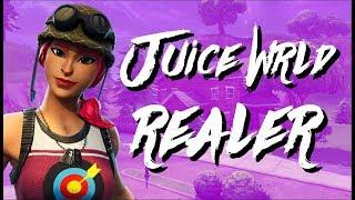 Juice Wrld - Realer N Realer (Fortnite Montage)