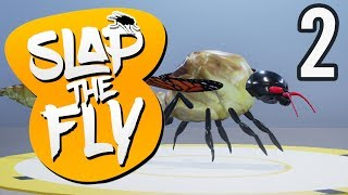 DEMON BUG! | Slap the Fly 2
