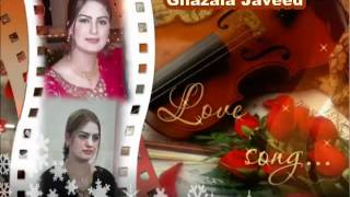 GHAZALA JAVED NEW TAPPAY TAPPAI DIL DEYA HAI JAAN BE 2010   YouTube