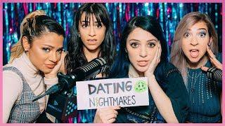 THE GABBIE SHOW'S DATING NIGHTMARES  Dear DeMartino w/ Niki and Gabi and Alex