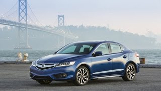 2016 Acura ILX Start Up and Review 2.4 L 4-Cylinder